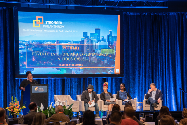 CEP 1-2-3: Takeaways from the Center for Effective Philanthropy Conference, 2019