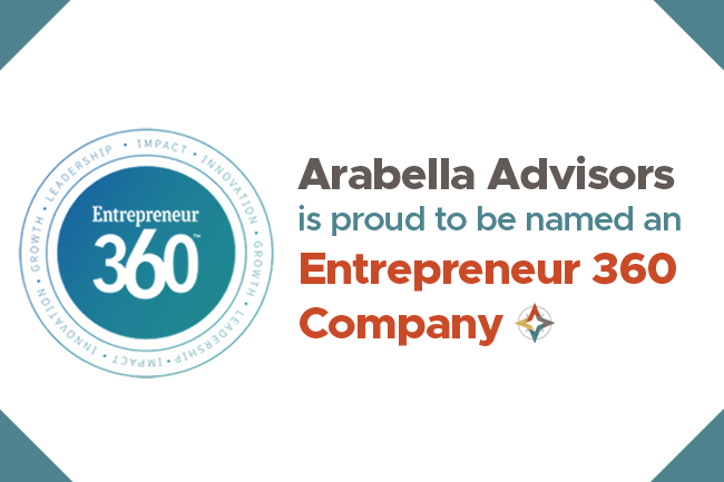 Arabella Listed Among Best Entrepreneurial Companies