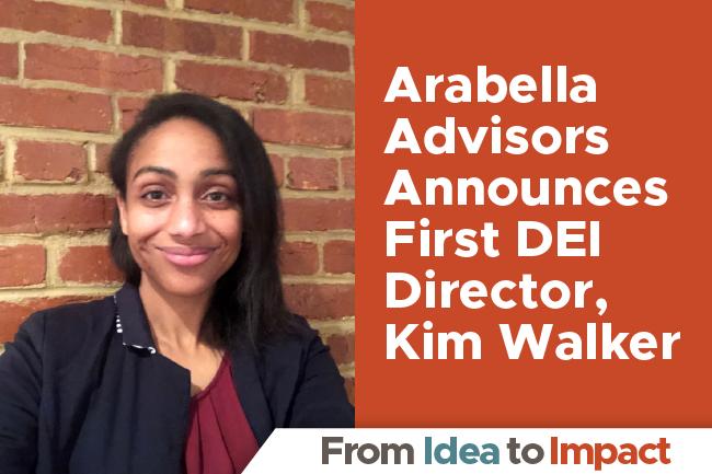 Announcing Arabella's First DEI Director: Kim Walker