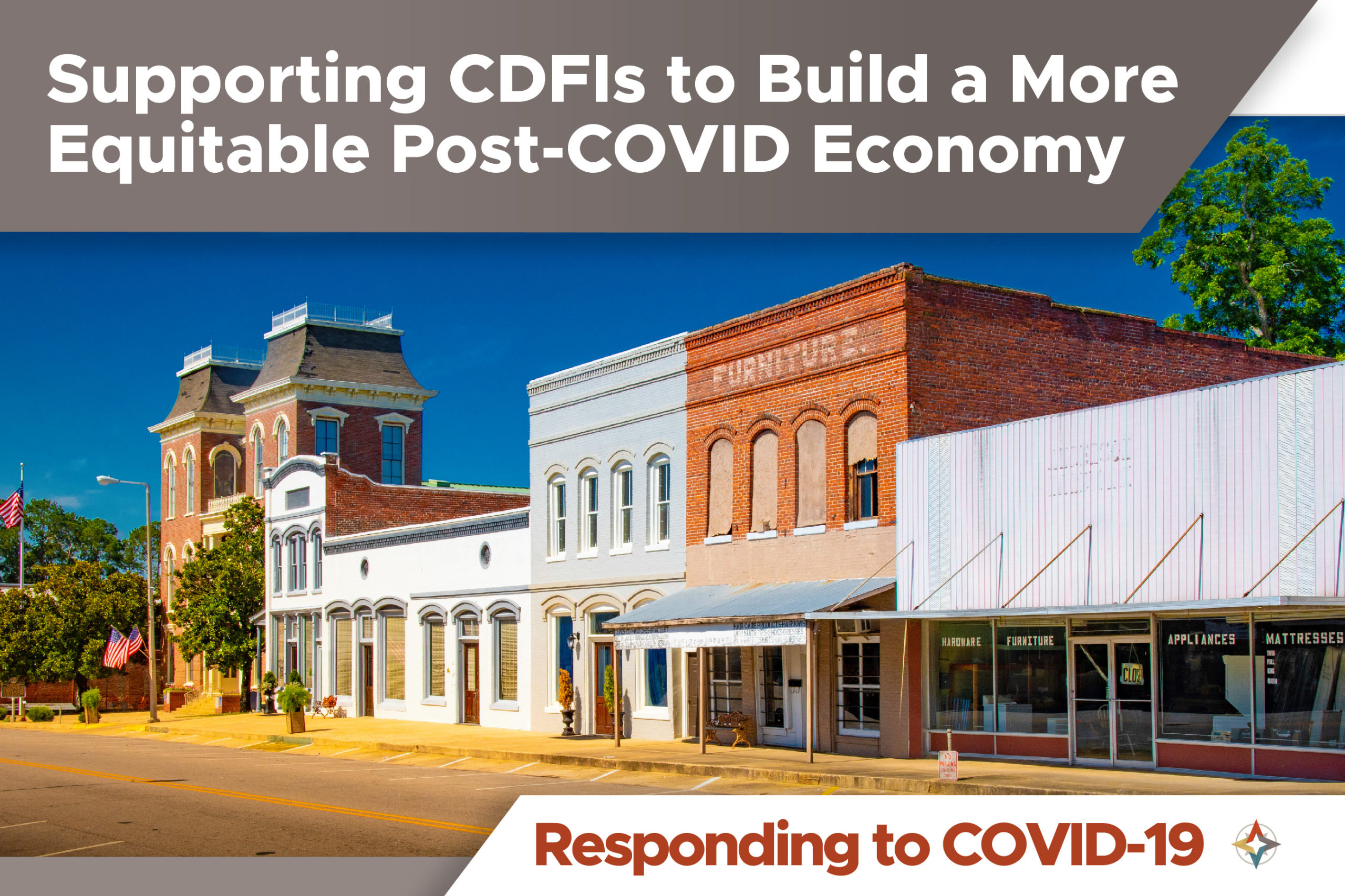 Supporting CDFIs to Build a More Equitable Post-COVID Economy