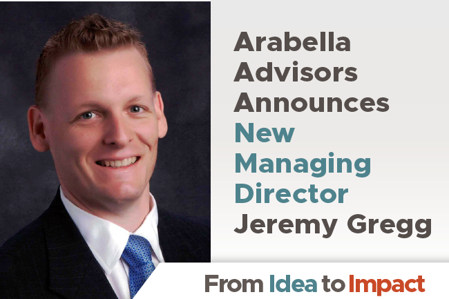 Arabella Advisors Welcomes Jeremy Gregg as its First Texas-Based Managing Director
