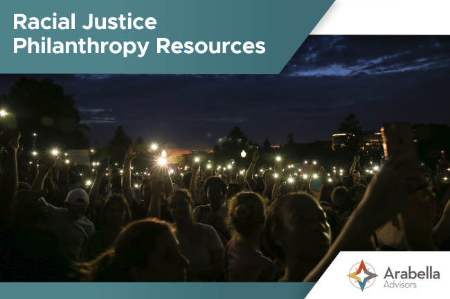Equity and Racial Justice Philanthropy Resources