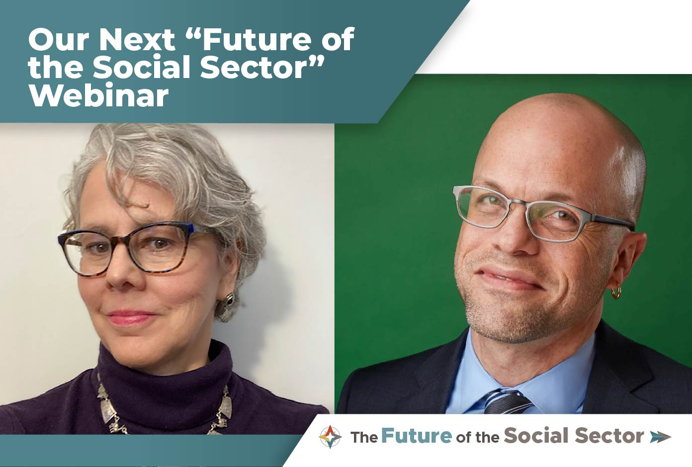 "Our Next ""Future of the Social Sector"" Webinar"