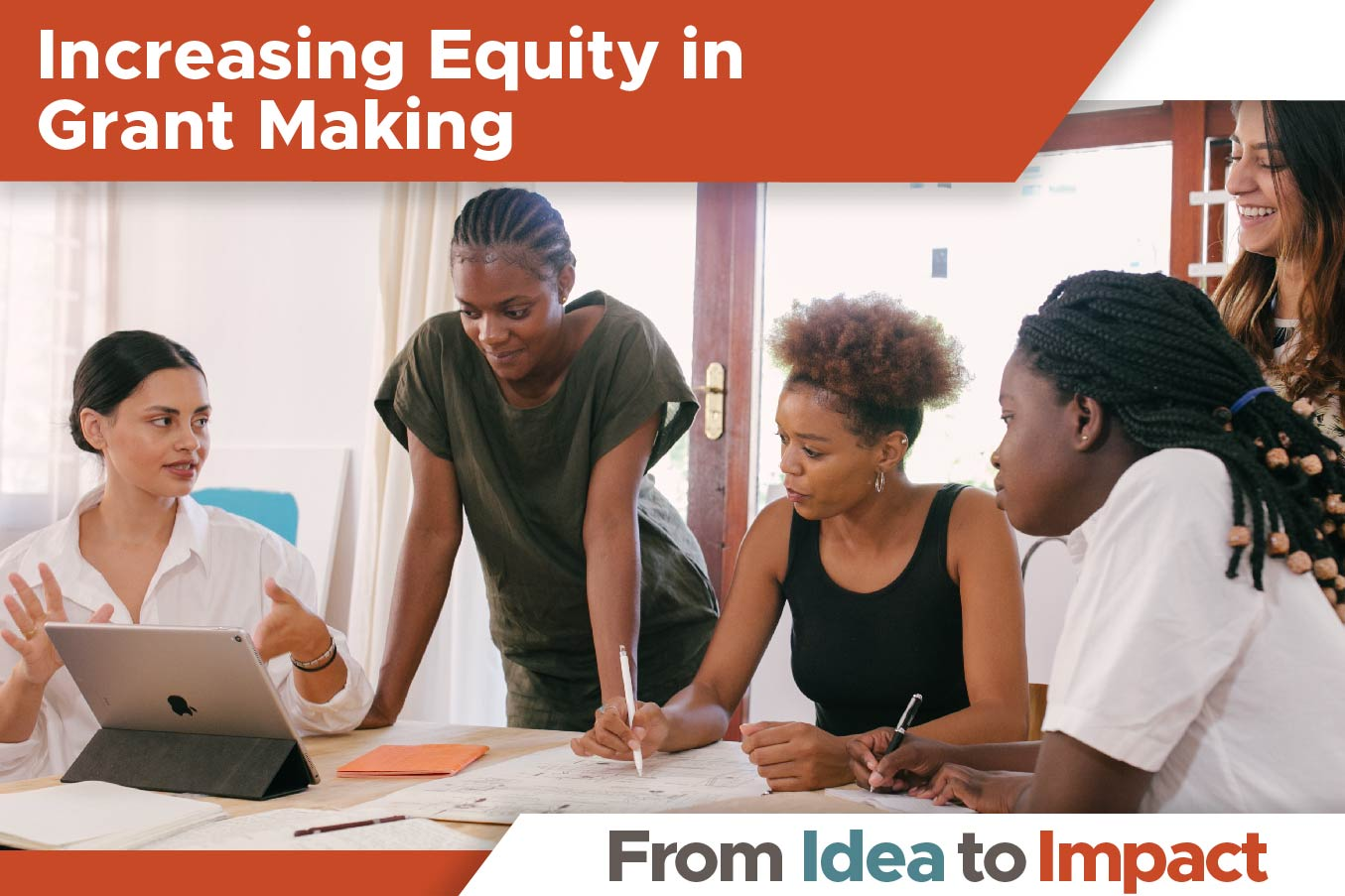 Increasing Equity in Grant Making