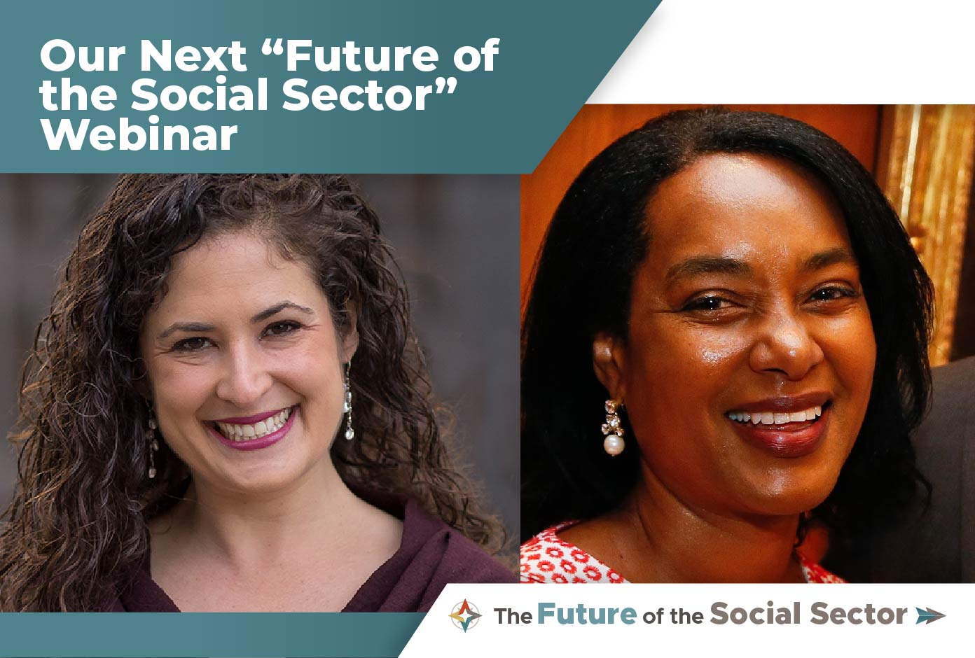 """Our Next """"Future of the Social Sector"""" Webinar"""