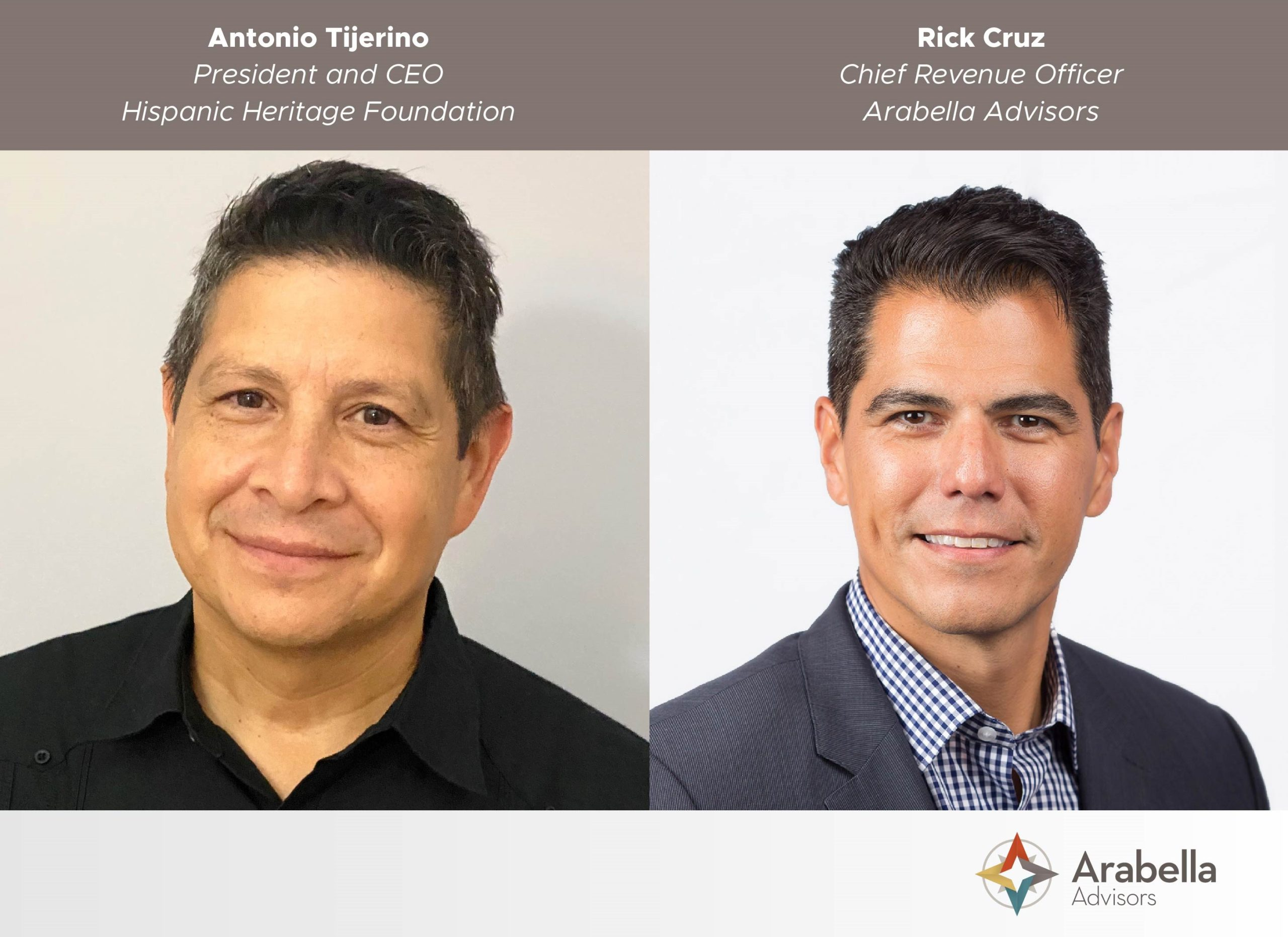 Antonio Tijerino and the Hispanic Heritage Foundation